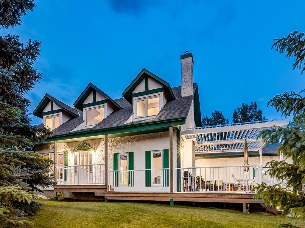 Main Photo: 242118 WHITE POST Lane W: Rural Foothills County Detached for sale : MLS®# C4303238