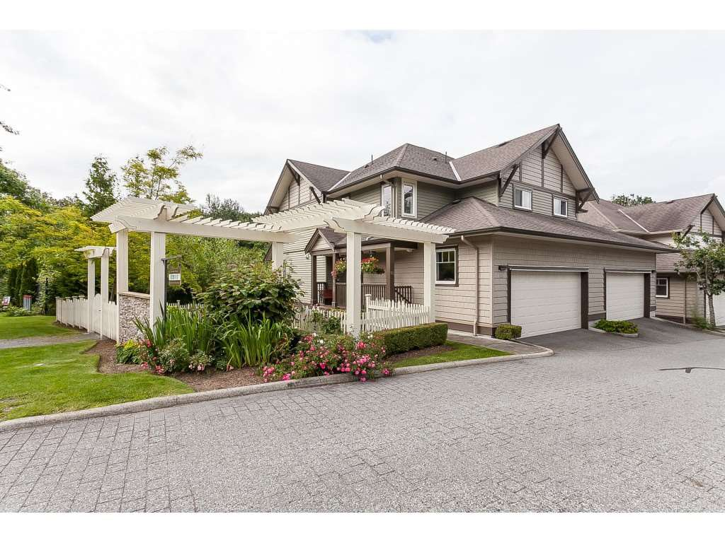 "Main Photo: 95 4401 BLAUSON Boulevard in Abbotsford: Abbotsford East Townhouse for sale in ""Sage Homes at Auguston"" : MLS®# R2473999"