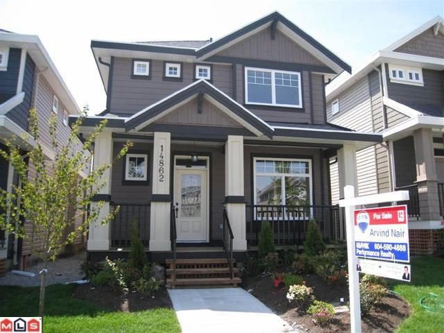 Main Photo: 14862 72ND Avenue in Surrey: East Newton House for sale : MLS®# F1013596