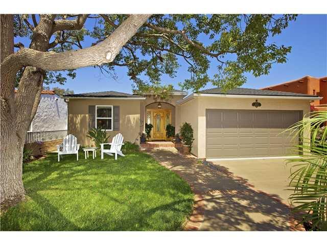 Main Photo: KENSINGTON House for sale : 3 bedrooms : 4402 Braeburn in San Diego