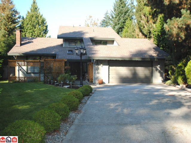 "Main Photo: 1631 AMBLE GREENE Boulevard in Surrey: Crescent Bch Ocean Pk. House for sale in ""AMBLE GREENE"" (South Surrey White Rock)  : MLS®# F1026342"