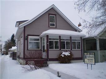 Main Photo: 611 6th Street East in Saskatoon: Haultain Single Family Dwelling for sale (Saskatoon Area 02)  : MLS®# 387985