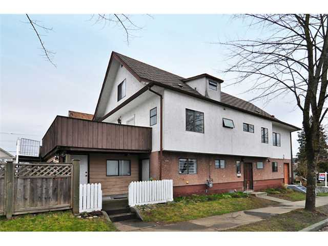 Main Photo: 3191 E GEORGIA Street in Vancouver: Renfrew VE House for sale (Vancouver East)  : MLS®# V866990