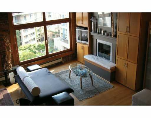 "Main Photo: 518 BEATTY Street in Vancouver: Downtown VW Condo for sale in ""STUDIO 518 BEATTY"" (Vancouver West)  : MLS®# V617528"