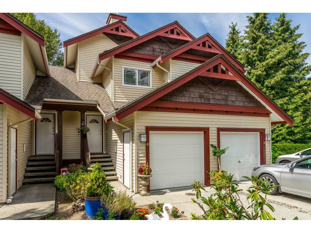 """Main Photo: 69 15 FOREST PARK Way in Port Moody: Heritage Woods PM Townhouse for sale in """"Discovery Ridge"""" : MLS®# R2398832"""