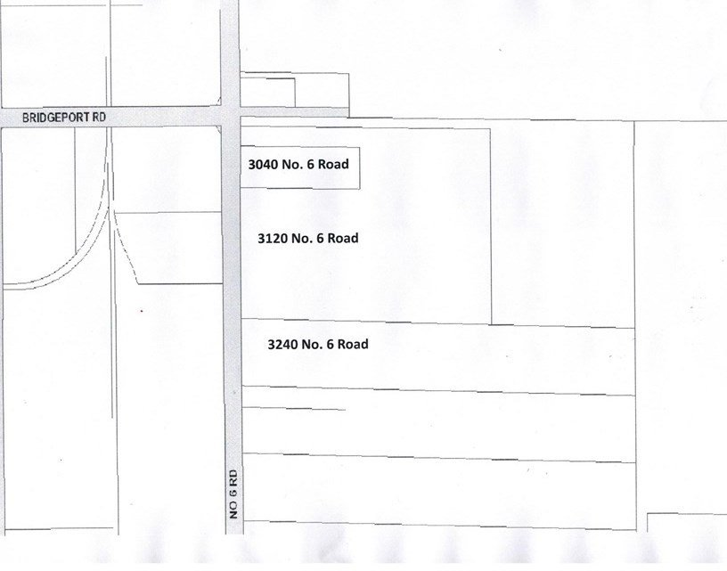 Main Photo: 3240 NO. 6 Road in Richmond: East Richmond Land Commercial for sale : MLS®# C8027876