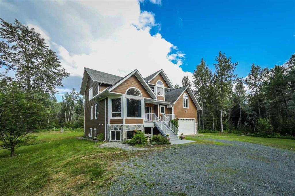 Main Photo: 8391 WESTCREEK Road in Prince George: Cranbrook Hill House for sale (PG City West (Zone 71))  : MLS®# R2447287