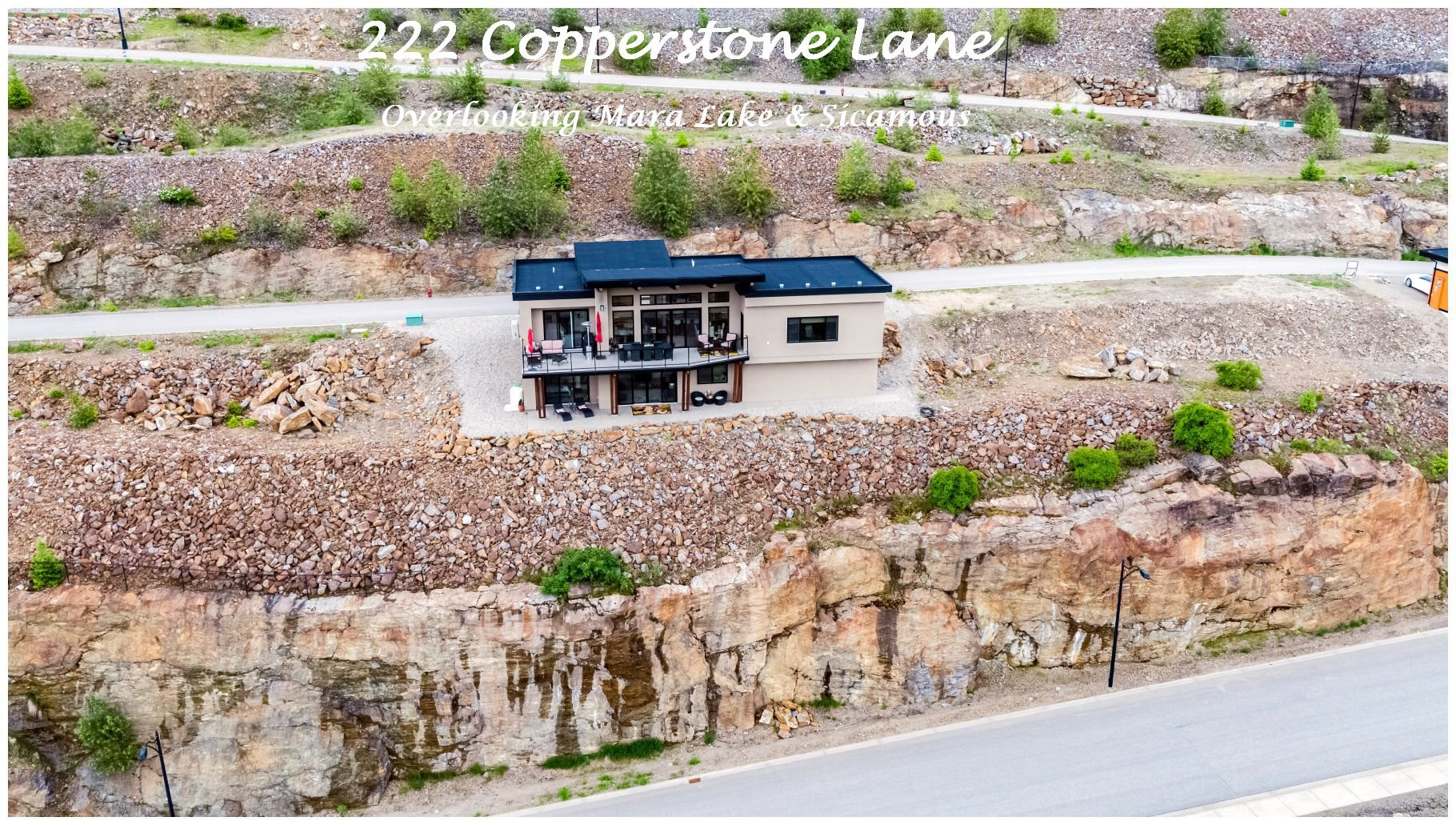 Main Photo: 222 Copperstone Lane in Sicamous: Bayview Estates House for sale : MLS®# 10205628
