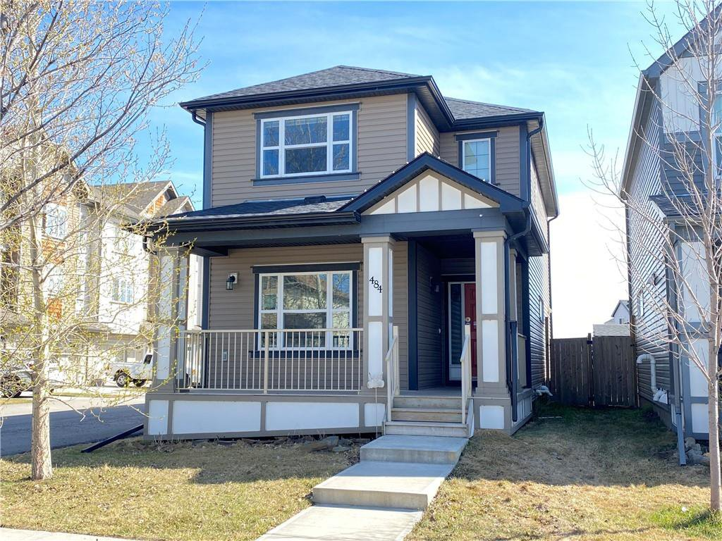Main Photo: 484 COPPERPOND BV SE in Calgary: Copperfield House for sale : MLS®# C4292971
