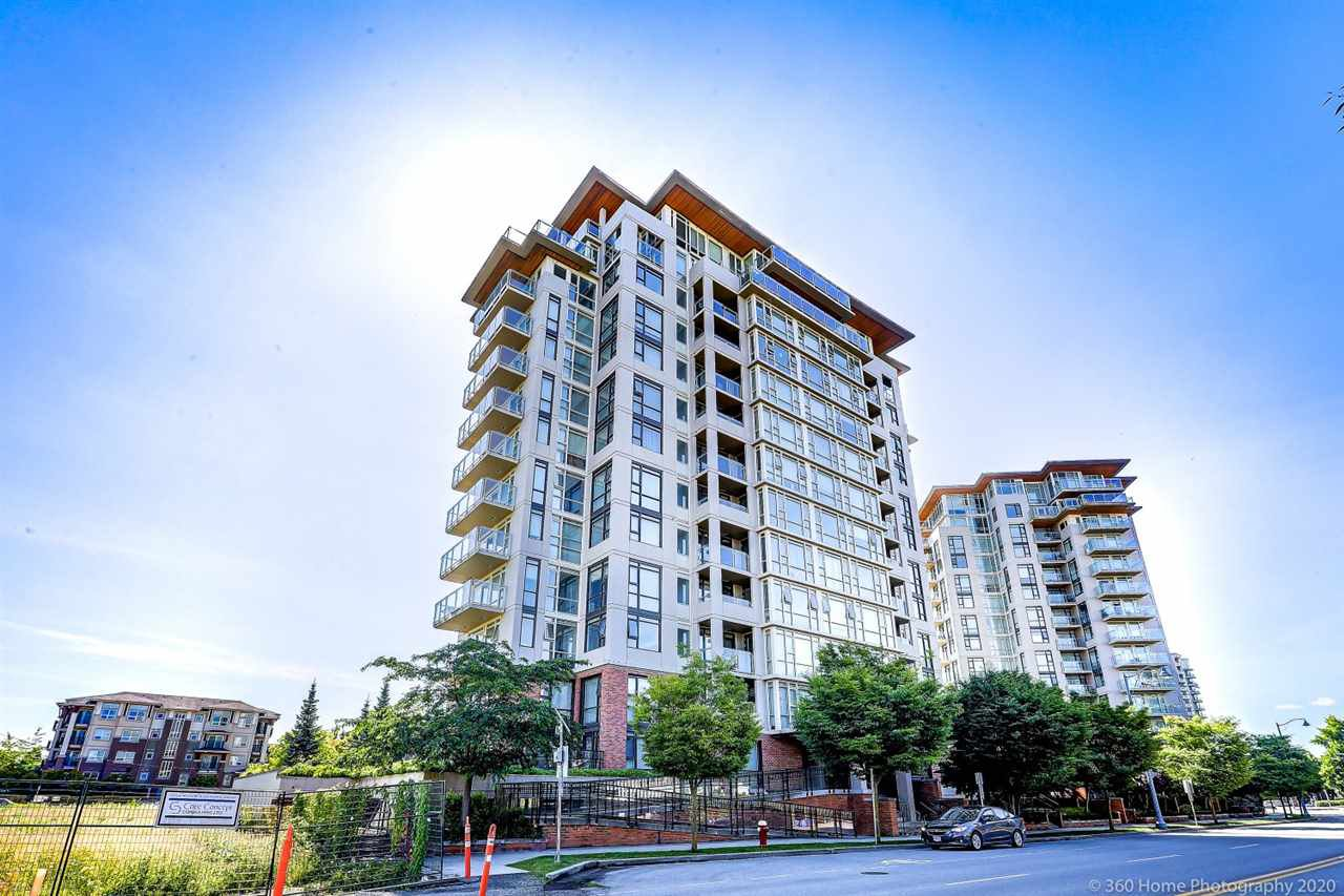 """Main Photo: 1108 6888 COONEY Road in Richmond: Brighouse Condo for sale in """"EMERALD"""" : MLS®# R2476353"""