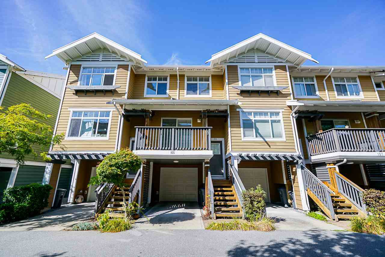 "Main Photo: 155 15236 36 Avenue in Surrey: Morgan Creek Townhouse for sale in ""Sundance II"" (South Surrey White Rock)  : MLS®# R2492408"