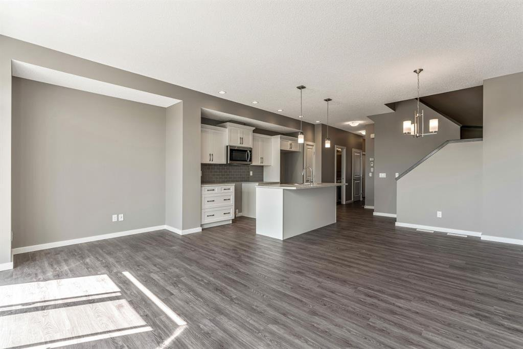 Photo 8: Photos: 16 1407 3 Street SE: High River Row/Townhouse for sale : MLS®# A1038132