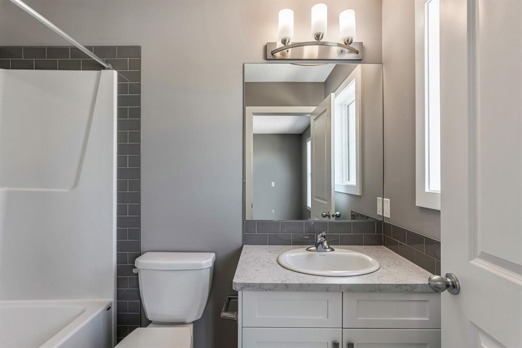Photo 12: Photos: 16 1407 3 Street SE: High River Row/Townhouse for sale : MLS®# A1038132