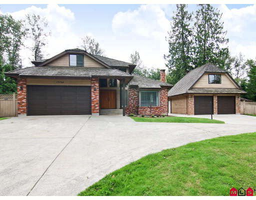 "Main Photo: 19746 84TH Avenue in Langley: Willoughby Heights House for sale in ""WEST LATIMER/ WILLOUGHBY"" : MLS®# F2825635"