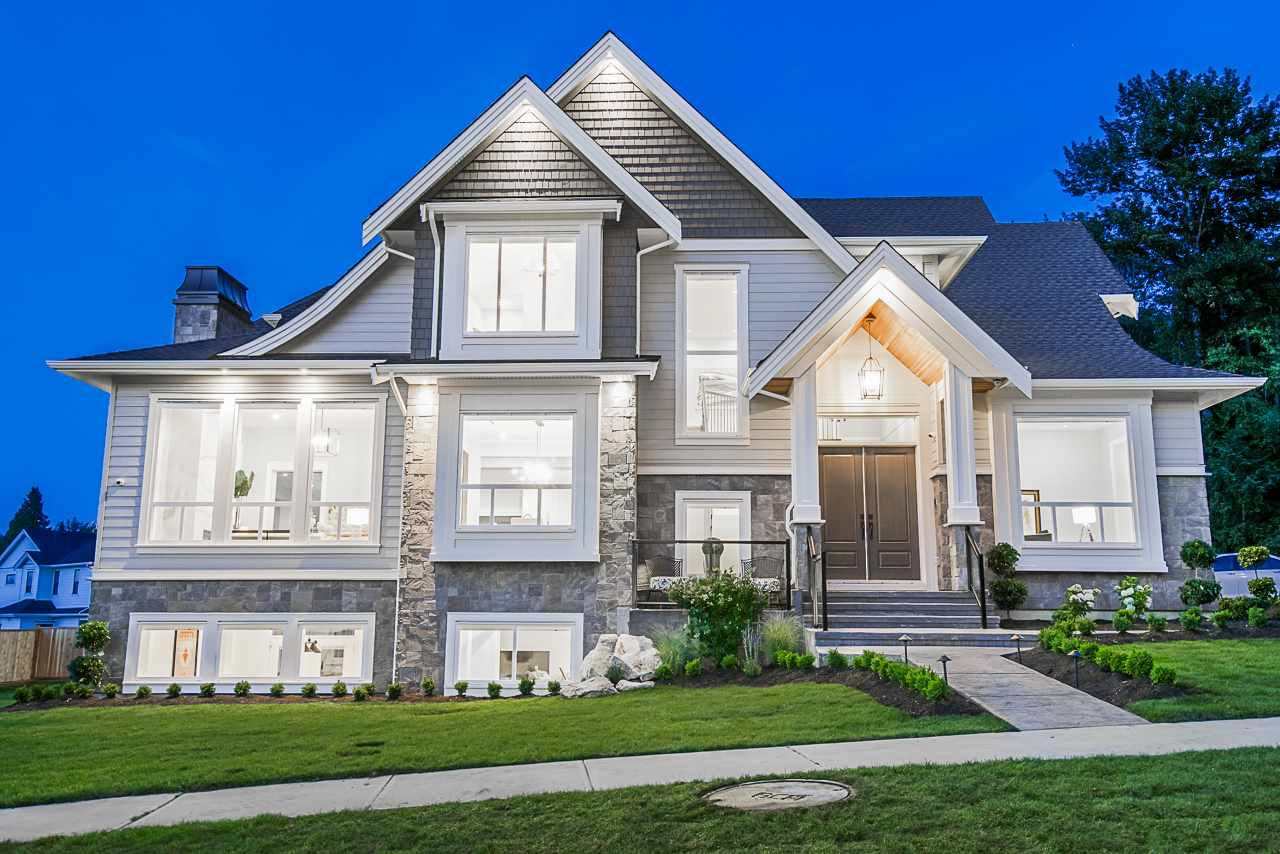 Main Photo: 2856 165 Street in Surrey: Grandview Surrey House for sale (South Surrey White Rock)  : MLS®# R2388903