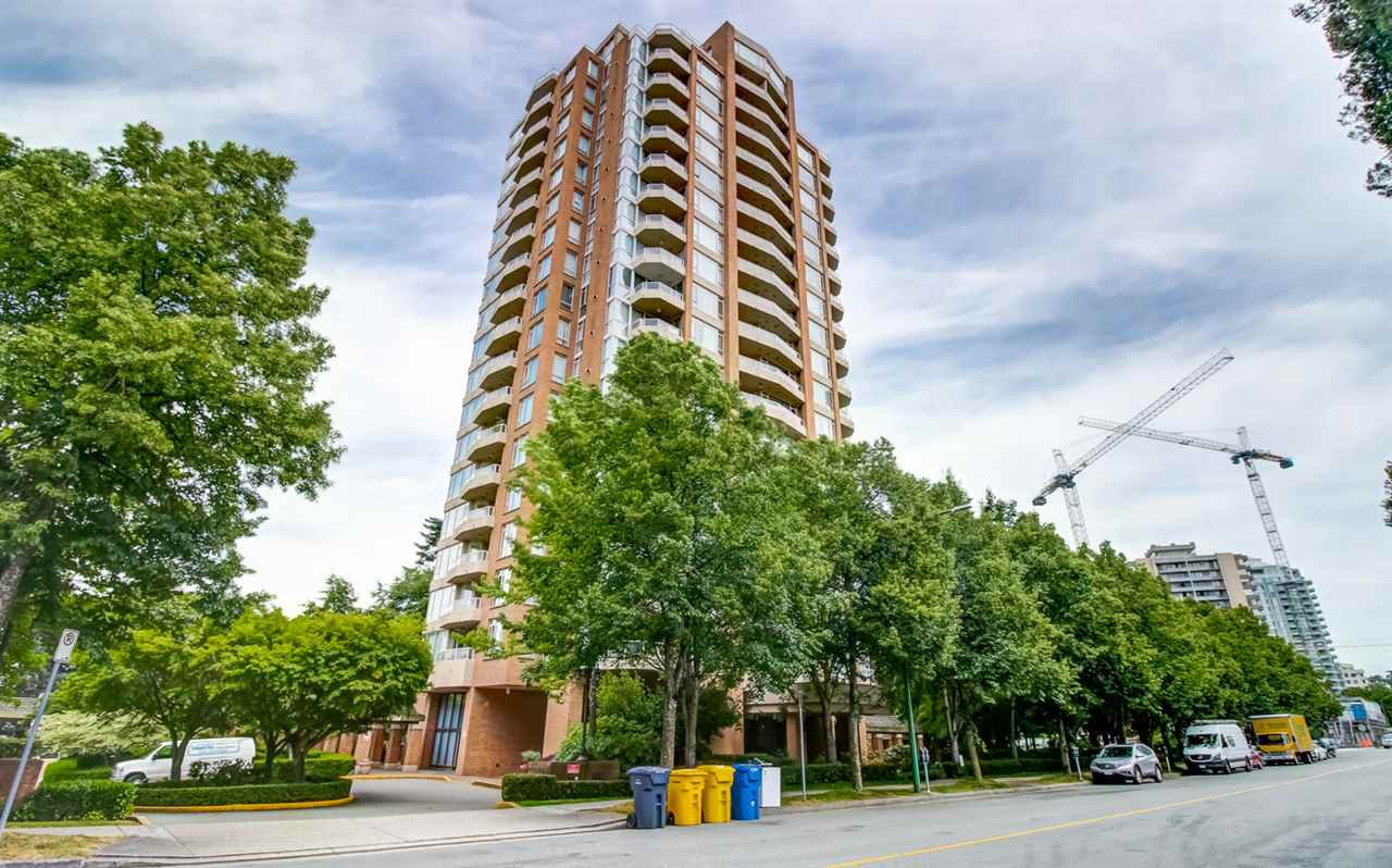 Main Photo: 1302 4689 HAZEL Street in Burnaby: Forest Glen BS Condo for sale (Burnaby South)  : MLS®# R2392377