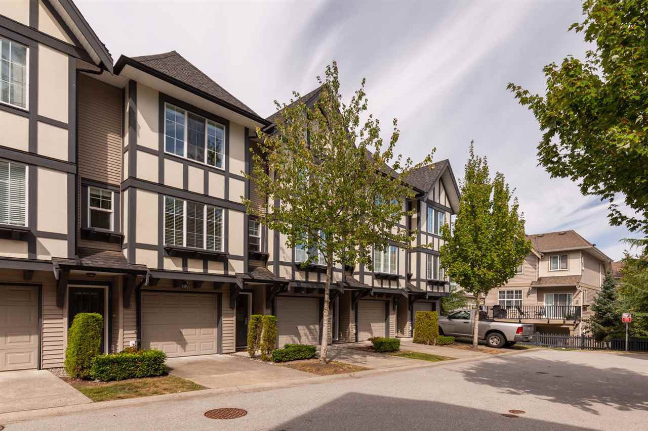 "Main Photo: 14 20875 80 Avenue in Langley: Willoughby Heights Townhouse for sale in ""Pepperwood"" : MLS®# R2398708"