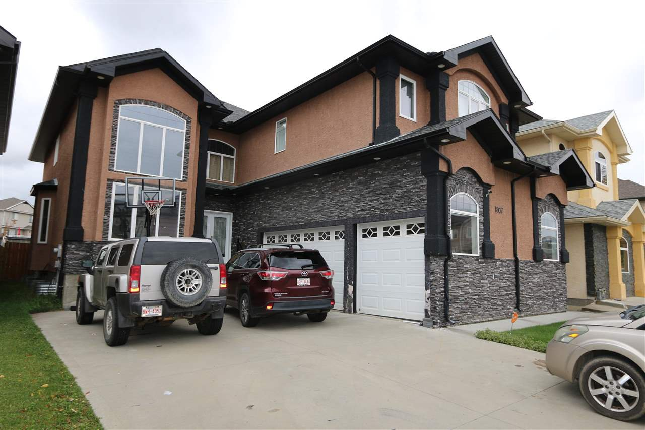 Main Photo: 1807 67 Street in Edmonton: Zone 53 House for sale : MLS®# E4174861