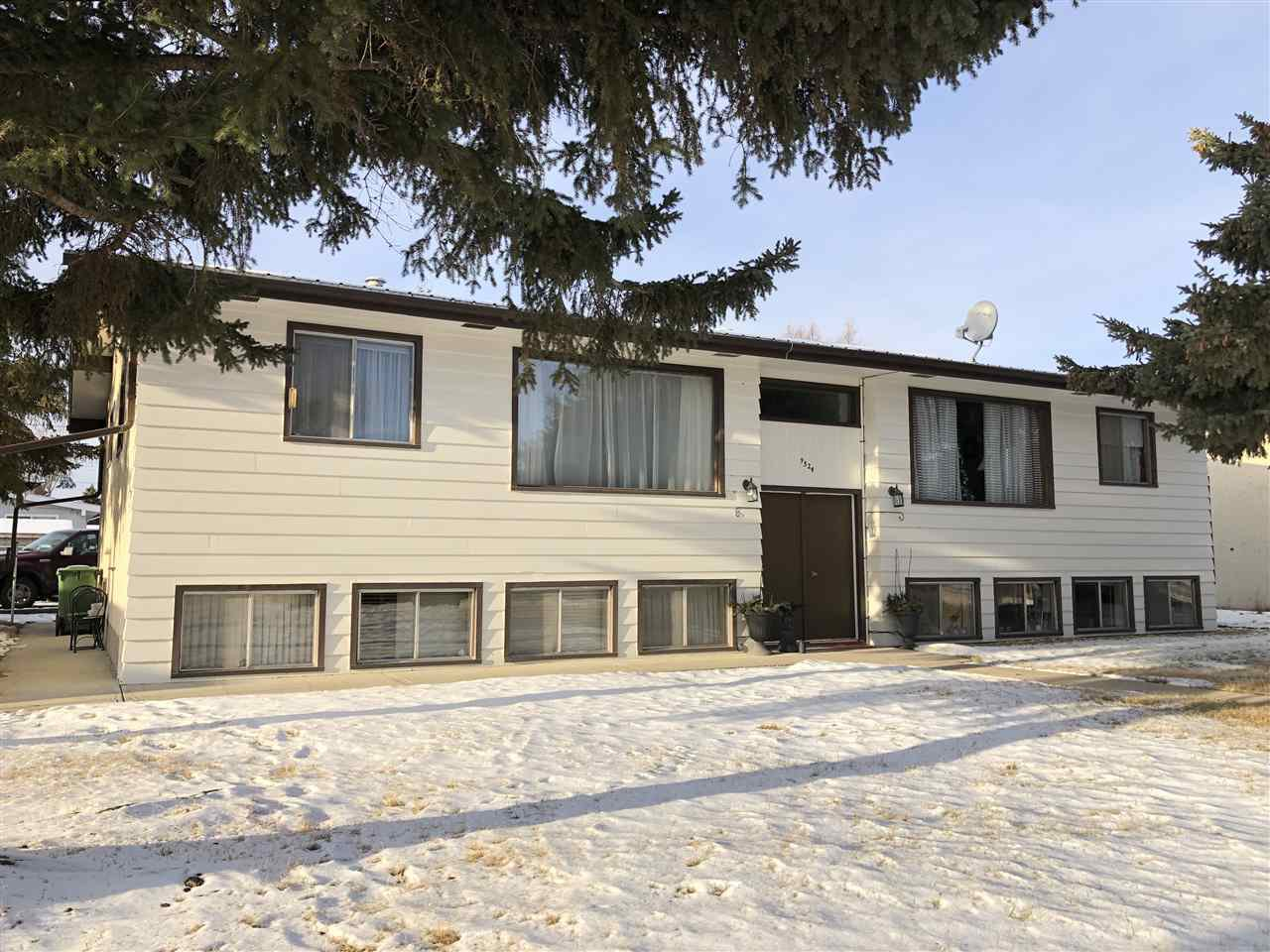 Main Photo: 9524 100 Avenue: Westlock House Fourplex for sale : MLS®# E4181585