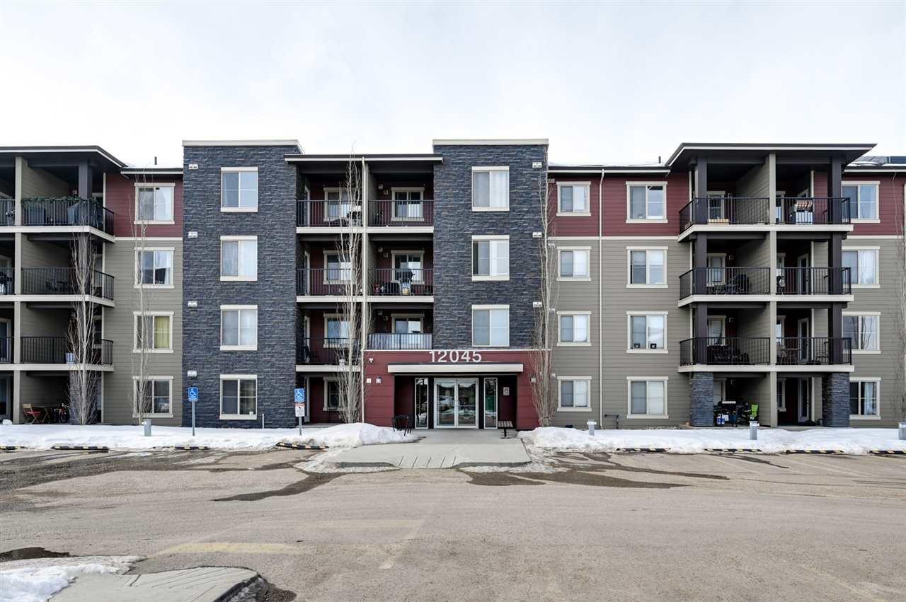 Main Photo: 401 12045 22 Avenue in Edmonton: Zone 55 Condo for sale : MLS®# E4190422