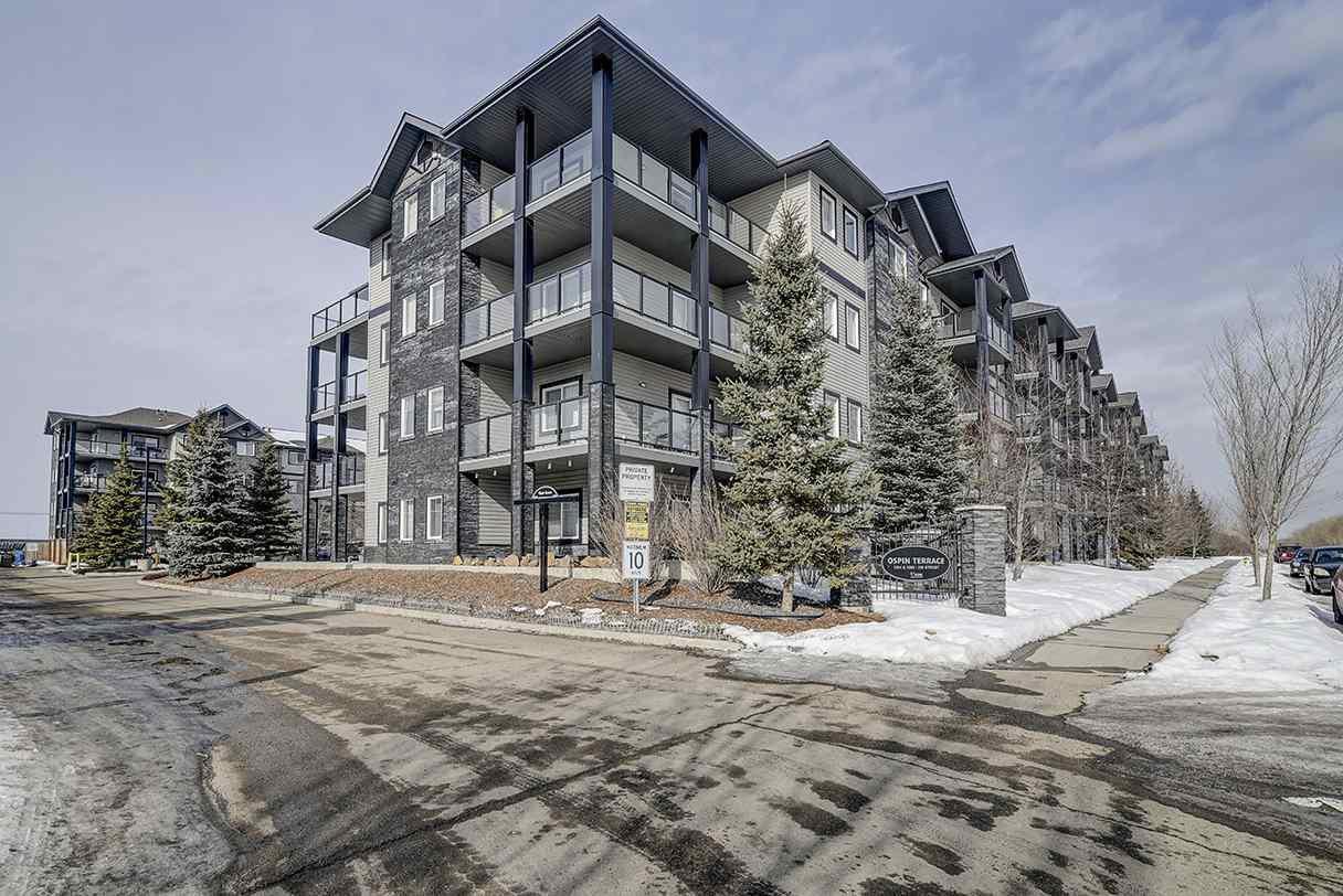 Main Photo: 307 1204 156 Street in Edmonton: Zone 14 Condo for sale : MLS®# E4191017