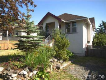Main Photo: 1117 Wychbury Ave in VICTORIA: Es Saxe Point Single Family Detached for sale (Esquimalt)  : MLS®# 512876
