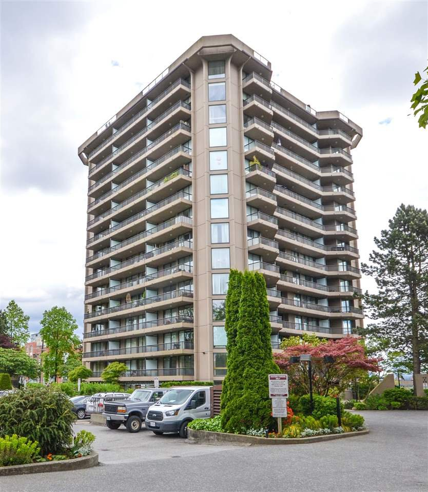 "Main Photo: 607 3760 ALBERT Street in Burnaby: Vancouver Heights Condo for sale in ""BOUNDARY VIEW"" (Burnaby North)  : MLS®# R2451408"
