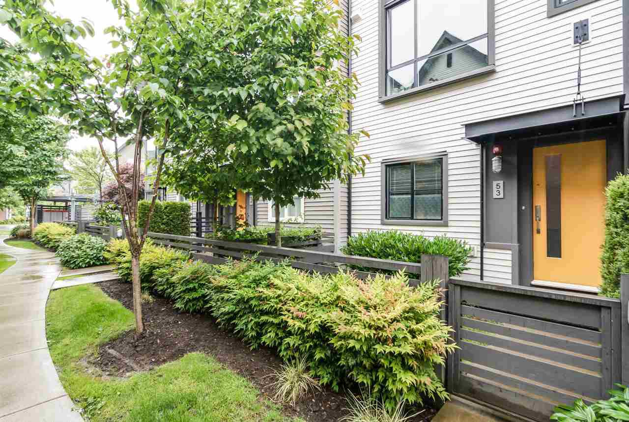 Gorgeous walk way to your own 3 bedroom home with lots of parking and storage.