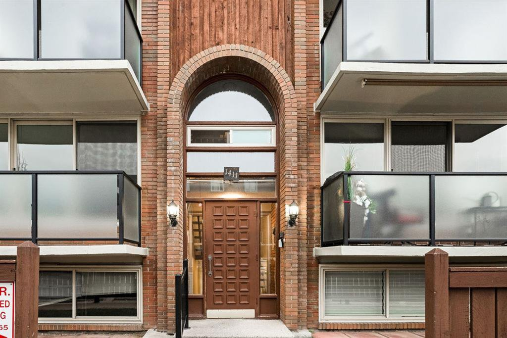 Main Photo: 1411 7 Avenue NW in Calgary: Hillhurst Apartment for sale : MLS®# A1034342