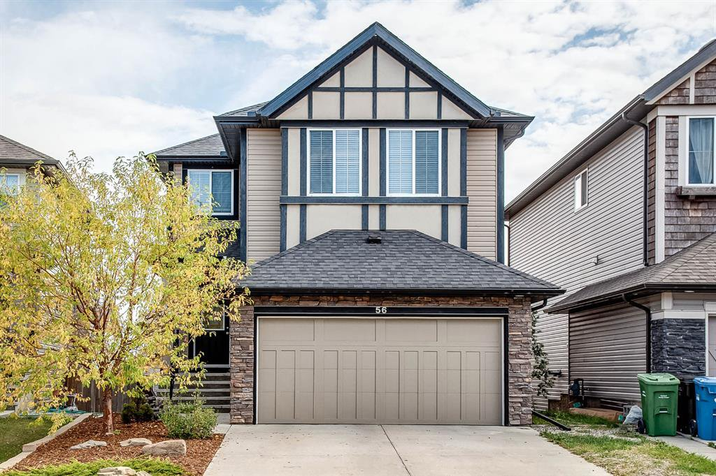 Main Photo: 56 BRIGHTONWOODS Grove SE in Calgary: New Brighton Detached for sale : MLS®# A1026524