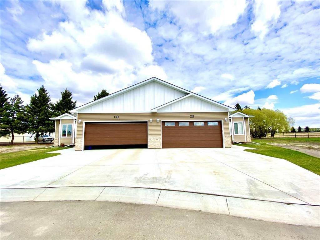 Main Photo: 12/13 6519 46 Street: Wetaskiwin House Half Duplex for sale : MLS®# E4220562
