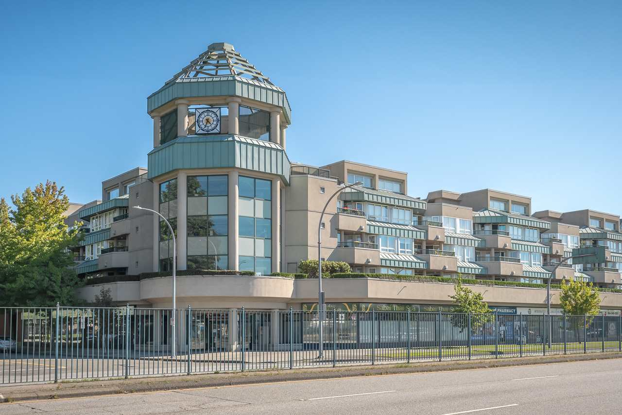 "Main Photo: A306 2099 LOUGHEED Highway in Port Coquitlam: Glenwood PQ Condo for sale in ""STATION SQUARE"" : MLS®# R2516783"