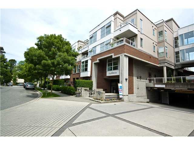 "Main Photo: 218 2768 CRANBERRY Drive in Vancouver: Kitsilano Condo for sale in ""ZYDECO"" (Vancouver West)  : MLS®# V835905"