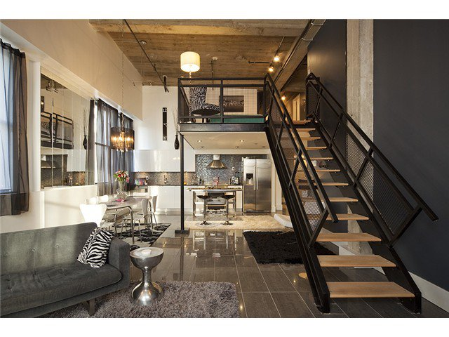 """Main Photo: 404 549 COLUMBIA Street in New Westminster: The Heights NW Condo for sale in """"C2C LOFTS"""" : MLS®# V859467"""