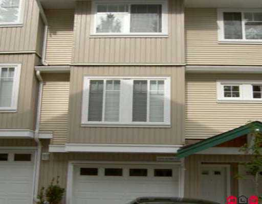"""Main Photo: 50 12711 64TH AV in Surrey: West Newton Townhouse for sale in """"Palette on the Park"""" : MLS®# F2605443"""