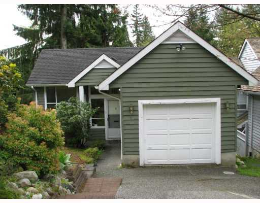 Main Photo: 8 MAUDE Court in Port_Moody: North Shore Pt Moody House for sale (Port Moody)  : MLS®# V745525