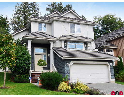 Main Photo: 15481 ROSEMARY HEIGHTS Crescent in Surrey: Morgan Creek House for sale (South Surrey White Rock)  : MLS®# F2914089