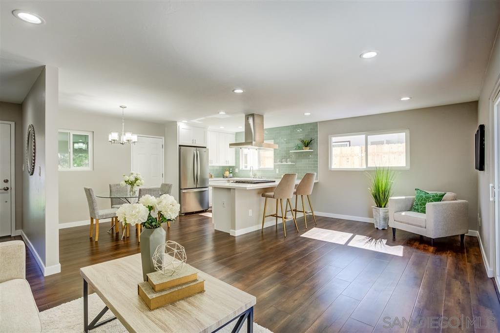 Main Photo: LINDA VISTA House for sale : 3 bedrooms : 1856 Crandall Dr in San Diego