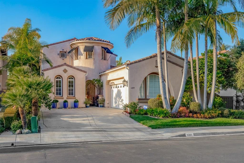 Main Photo: CARLSBAD EAST House for sale : 5 bedrooms : 6201 Paseo Privado in Carlsbad