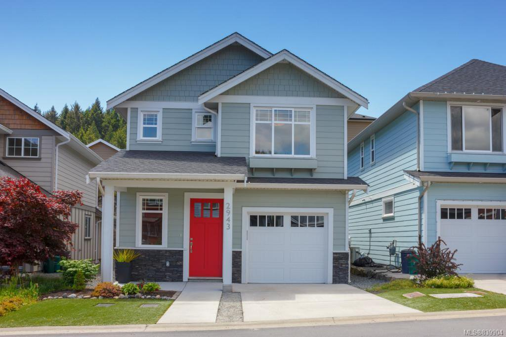 Main Photo: 2943 Burlington Cres in Langford: La Langford Lake House for sale : MLS®# 839904