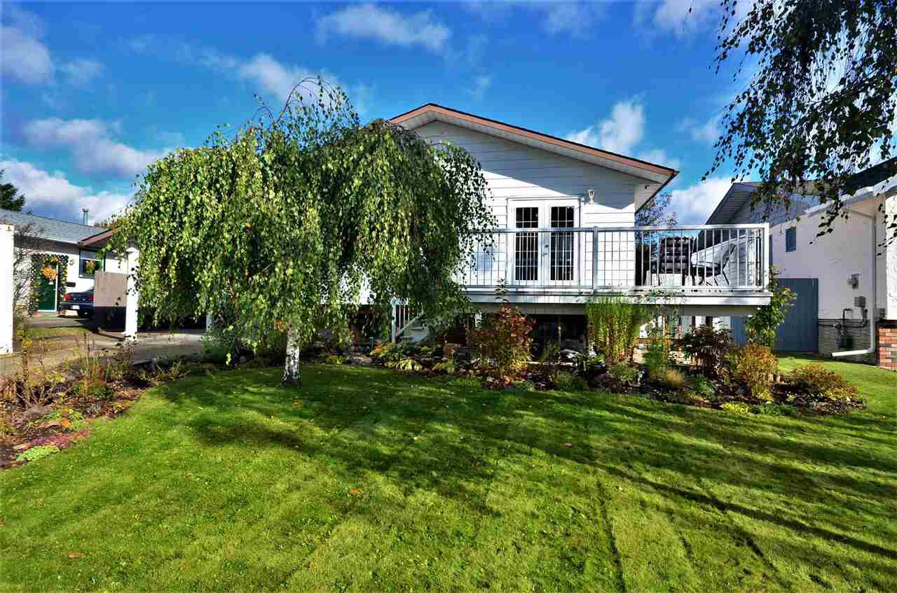 """Main Photo: 4548 LAW Avenue in Prince George: Heritage House for sale in """"HERITAGE"""" (PG City West (Zone 71))  : MLS®# R2509168"""
