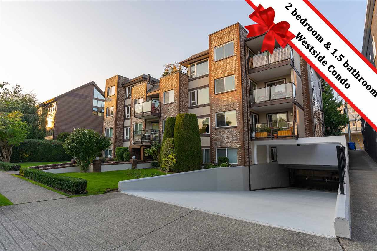 Main Photo: 201 1251 W 71ST AVENUE in Vancouver: Marpole Condo for sale (Vancouver West)  : MLS®# R2505316