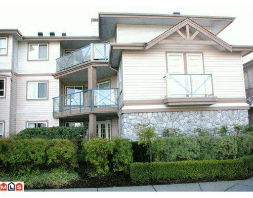 "Main Photo: 232 22150 48TH Avenue in Langley: Murrayville Condo for sale in ""EAGLECREST"" : MLS®# F1003427"