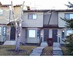 Main Photo:  in Calgary: Deer Ridge Townhouse for sale : MLS®# C9930592
