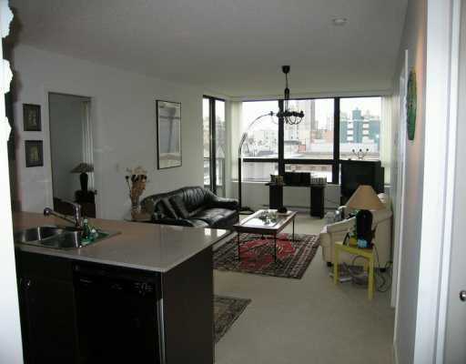 """Photo 4: Photos: 808 933 HORNBY ST in Vancouver: Downtown VW Condo for sale in """"ELECTRIC AVENUE"""" (Vancouver West)  : MLS®# V575325"""