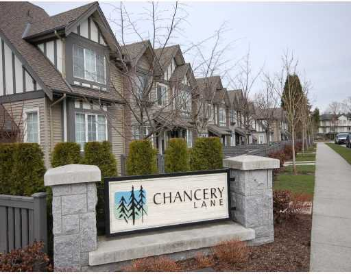 "Main Photo: 19 8533 CUMBERLAND Place in Burnaby: The Crest Townhouse for sale in ""CHANCERY"" (Burnaby East)  : MLS®# V758358"