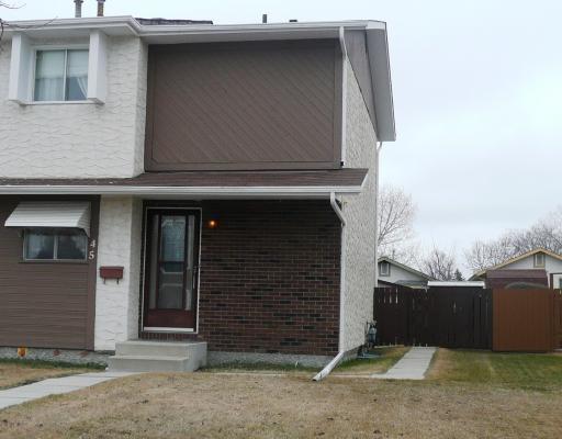 Main Photo: 45 SOROKIN Street in WINNIPEG: Maples / Tyndall Park Residential for sale (North West Winnipeg)  : MLS®# 2906151