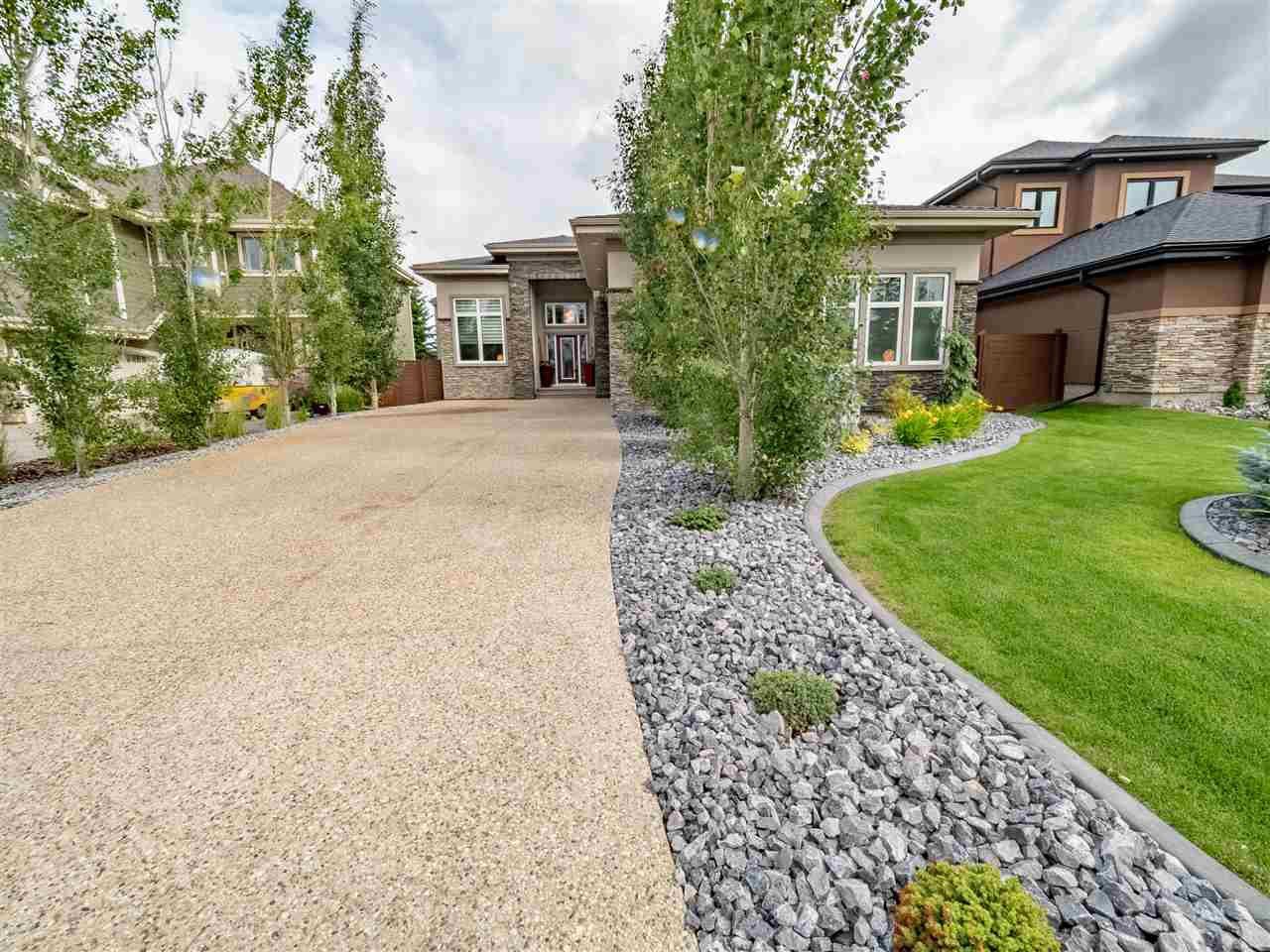 Photo 1: Photos: 58 Kenton Woods Lane NW: Spruce Grove House for sale : MLS®# E4166439