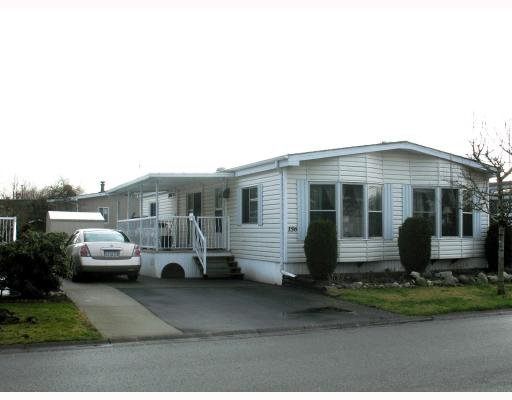 """Main Photo: 156 145 KING EDWARD Street in Coquitlam: Maillardville Manufactured Home for sale in """"MILL CREEK VILLAGE"""" : MLS®# V807966"""