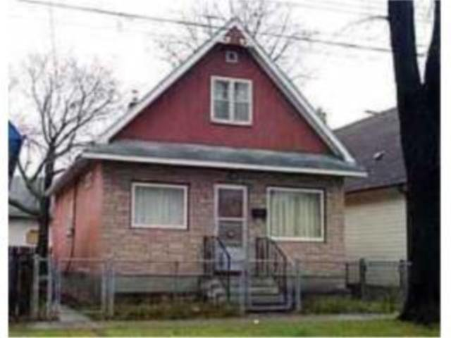Main Photo: 189 Andrews Street in WINNIPEG: North End Residential for sale (North West Winnipeg)  : MLS®# 1011721